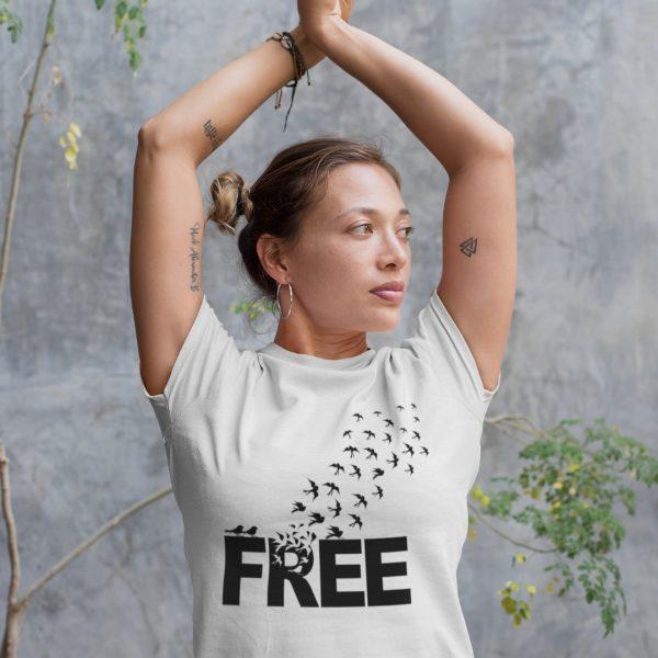 free birds t shirt