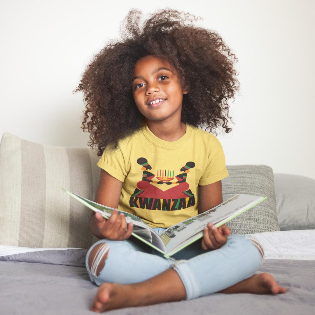 Kwanzaa African American Holiday t-shirt