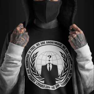 Knowledge is Key We are Anonymous. We are Legion. We do not forgive. We do not forget. Expect us t shirt