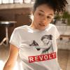 youth young girl revolution revolt malitov cocktail bottle
